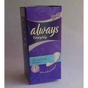 always everyday normal 20 pcs
