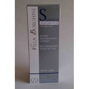 VILLA BORGHNI ANAGEN-PLUS solution 200 ml