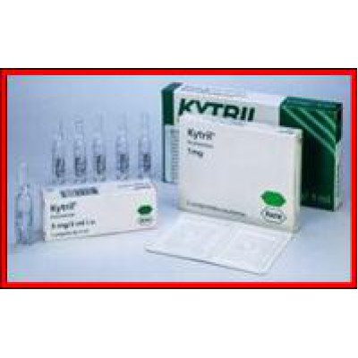 Kytril 1 mg 5 ampoules ( Granisitron HCL )