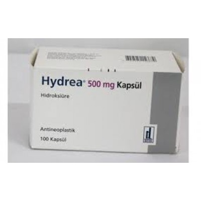 Hydroxyurea 500 Mg Cost