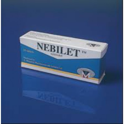 Nebilet 5mg 14 tablets ( Nebivolole )