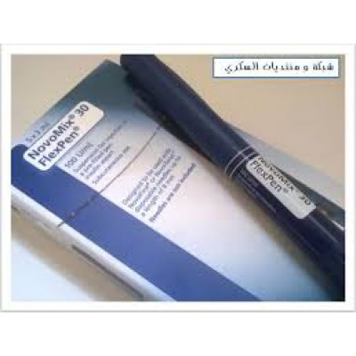 NOVOMIX 30 FLEXPEN 100U\ML ( Insulin )
