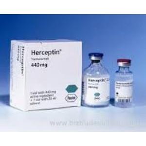 Herceptin 440 mg 1 vial ( Trastuzumab )