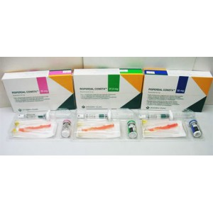 Risperdal consta 37.5 mg 1 ampoule ( Risperidone )