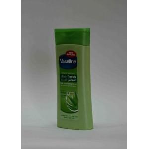 Vaseline aloe fresh nourshing lotion 400 ml