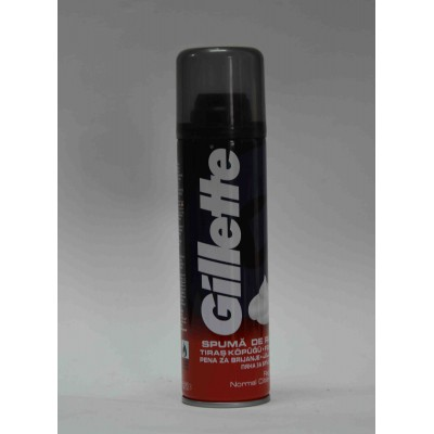 Gillette regular  shaving foam 270 ml