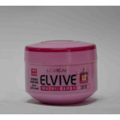 LOREAL ELVIVE intense shine mask 200 ml