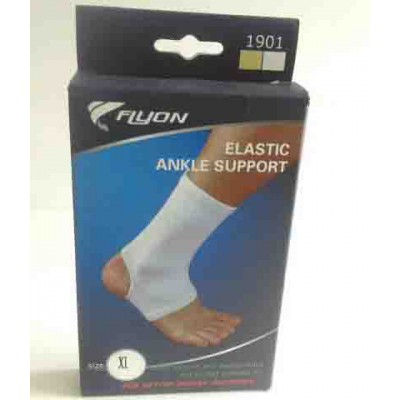 Flyon elastic  ankle support XL