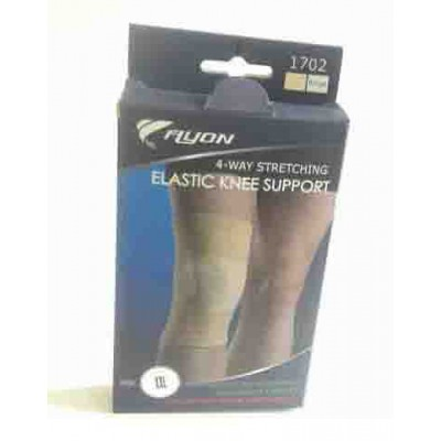 Flyon elastic knee support xxl
