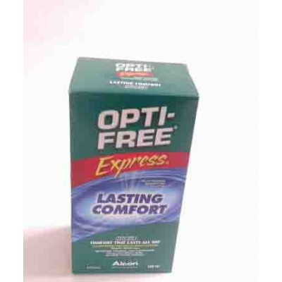 OPTI FREE EXPRESS lasting comfort 120 ml
