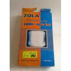 ZOLA lumbo - scarle belt
