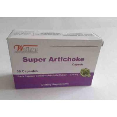 Super artichoke 320mg 30 capsule ( Artichoke ext. 320mg )