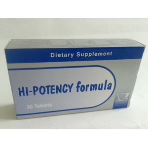 HI-POTENCY FORMULA 20 TABLETS