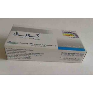 cobal 30 tablets( mecobalamin - folic acid )
