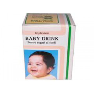 Baby DRINK  12 sachets