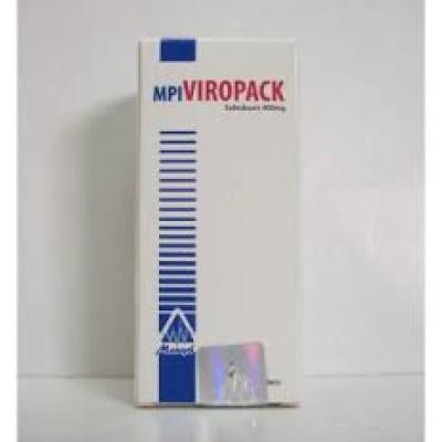 MPI VIROPACK ( sofosbuvir ) 400 mg tablets