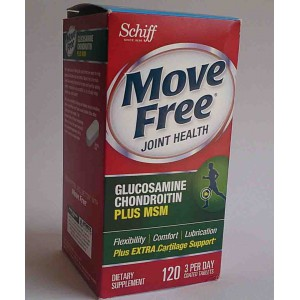 Moove free joint health 120 tablets