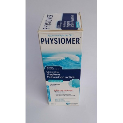 PHYSIOMER nasal spray adults & children age 6 +