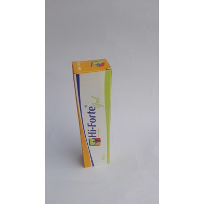 Hi- forte massage gel 60 gm