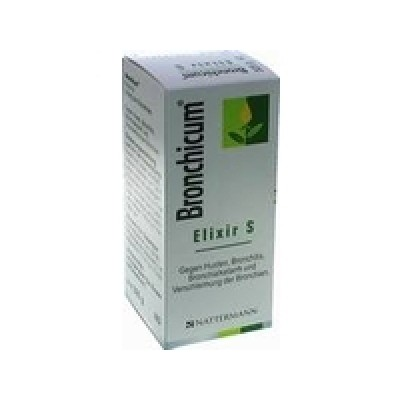 Bronchicum ( thyme fluid extract + primula root fluid extract ) elixir s