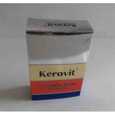 Kerovit 15 capsules for activity , vitality and memory