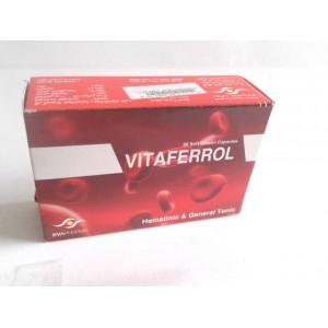 vitaferrol 30 capsules