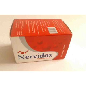 Nervidox 30 tablets