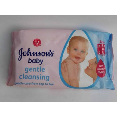 Johnson s baby gentle cleansing 56 wipes