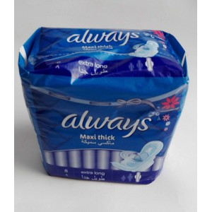 ALWAYS NIGHT extra thick 8 pcs