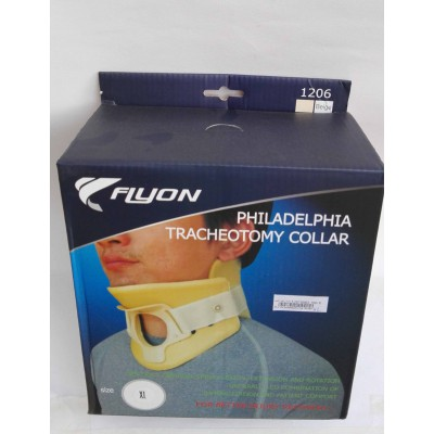 FLYON PHILADELPHIA TRACHEOTOMY COLLAR XL