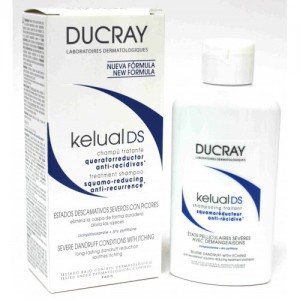 DUCRAY kelualds shampoo 100 ml