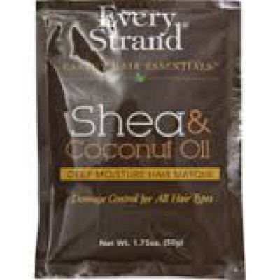 Every strand Images Shea and Coconut Oil Hair Masque Packette 50 g