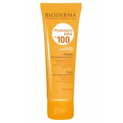 photoderm MAX 100 fluid very high protection 40 ml