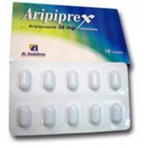 Aripiprex ( aripiprazole 30 mg ) 20 film coated tablets