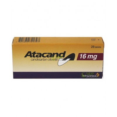 Atacand ( candesartan cilexetil 16 mg ) 14  tablets