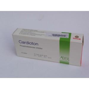 Cardioton ( cartageus extract 300 mg ) 20 tablets