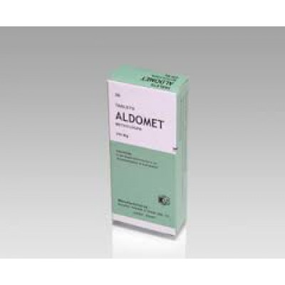 ALDOMET ( methyldopa 250 mg ) 30 tablets