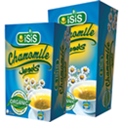 ISIS chamomile 20 packets