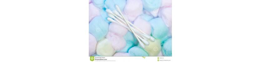 Cotton Balls & Swabs