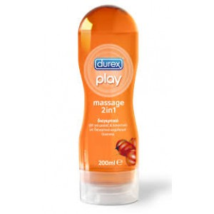 DUREX PLAY massage 2in1 200ml
