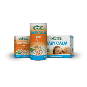 Sekem BABY CALM 15 PACKETS