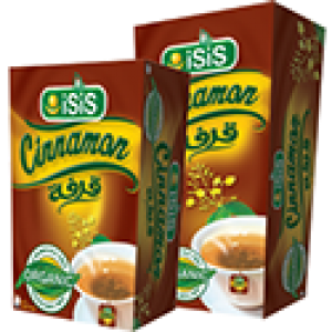 ISIS cinnamon 12 packets