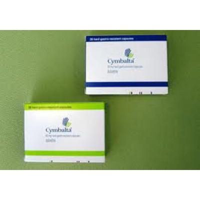 Cymbalta (duloxetine) 30mg 28 capsules