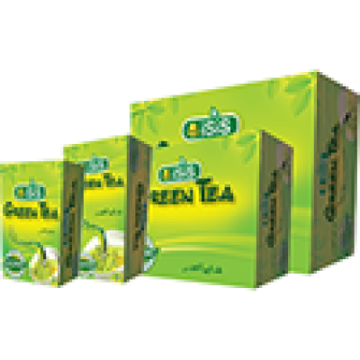 ISIS Green Tea 20 packets