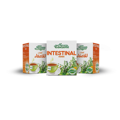 Sekem INTESTINAL HERBS 15 PACKETS