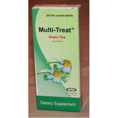 Multi-Treat (Green Tea) Dry Extract 300mg