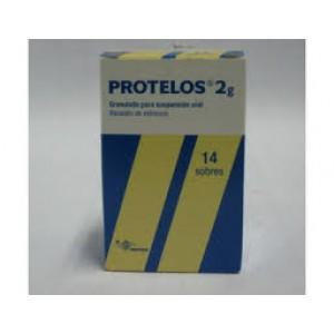 PROTELOS 2g(Strontium ranelate) Granules 14 Sachets