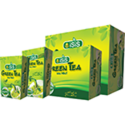 ISIS Green Tea with mint 20 packets
