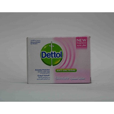 dettol anti bacterial skin care 90 gm
