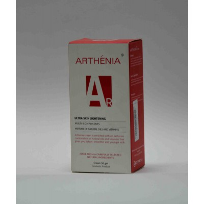 ARTHENIA cream ultra skin lightening 50gm